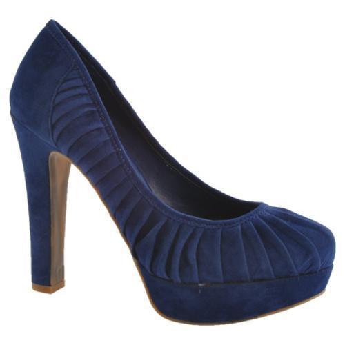 Women's Kensie Girl Pelle Royal Blue Velvet