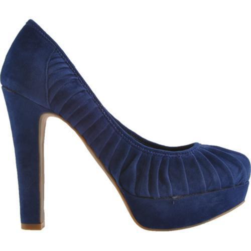 Women's Kensie Girl Pelle Royal Blue Velvet - Thumbnail 1