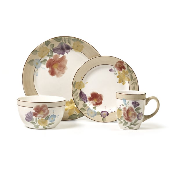 Pfaltzgraff Everyday 'Kiera' 16-Piece Dinnerware Set