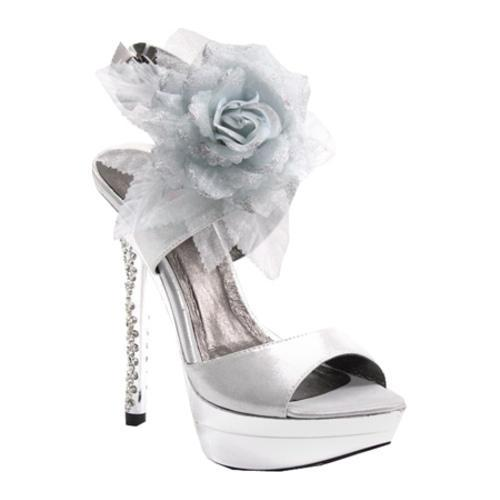 Women's Luichiny Lite My Fire Silver Leather