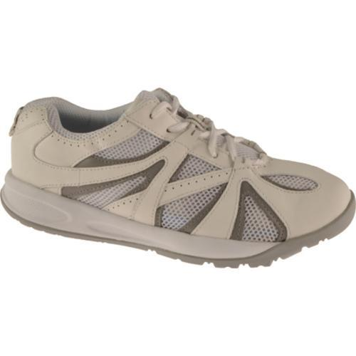 Women's Propet Balance Bar Walker White/Light Grey