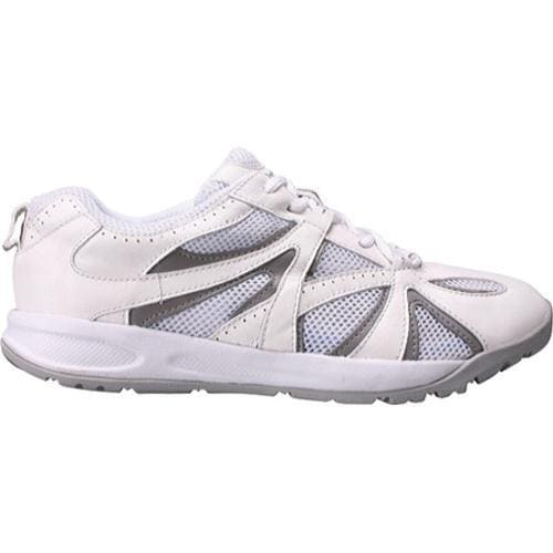Women's Propet Balance Bar Walker White/Light Grey - Thumbnail 1