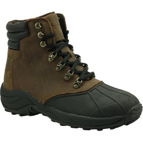 Men's Propet Blizzard Walker Midcut Brown/Black