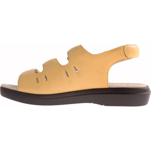 Women's Propet Breeze Walker Sunshine Yellow