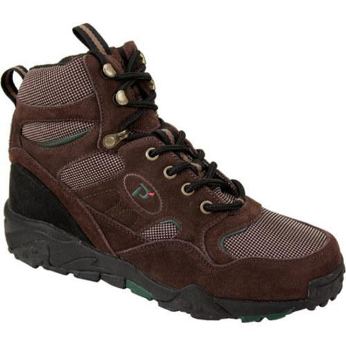 Men's Propet Camp Walker Hi Brown - Thumbnail 0