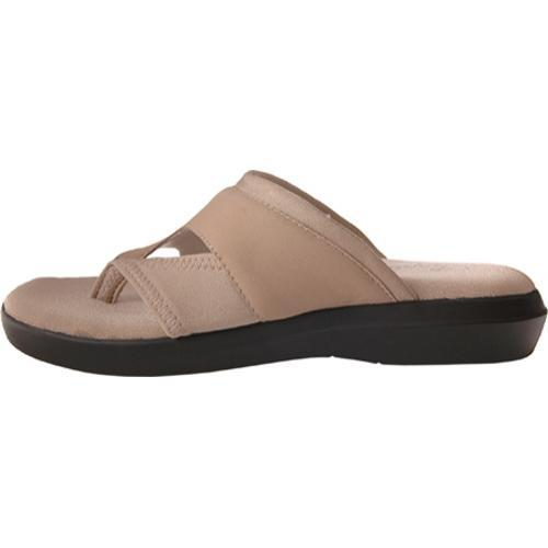 Women's Propet Coral Dusty Taupe/Sand - Thumbnail 2