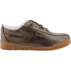Women's Propet Firefly Brown Metallic
