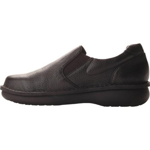 Men's Propet Galway Walker Black Grain - Thumbnail 2