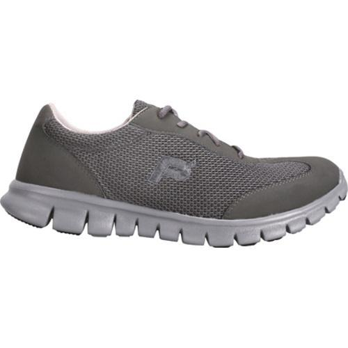 Men's Propet Rebound Grey - Thumbnail 1