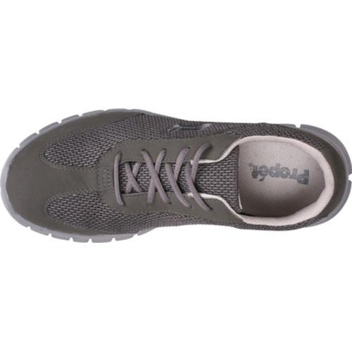 Men's Propet Rebound Grey - Thumbnail 2