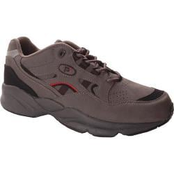 Men's Propet Stability Walker Grey/Black Nubuck