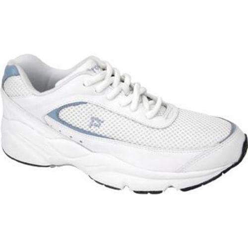 Women's Propet Steady Walker White/French Blue