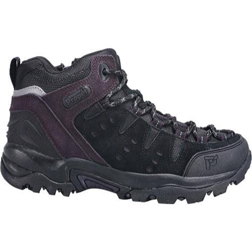 Women's Propet Summit Walker Black/Purple