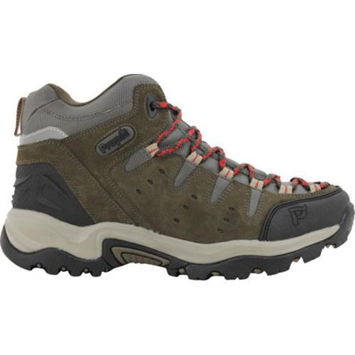 Men's Propet Summit Walker Mid Black/Olive - Thumbnail 1