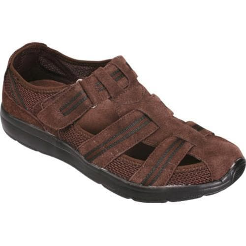 Men's Propet Tempo Brown - Thumbnail 0