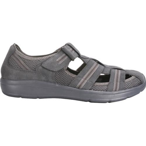 Men's Propet Tempo Grey/Charcoal