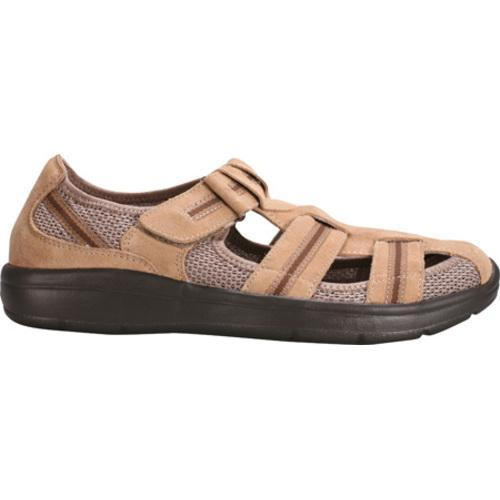 Men's Propet Tempo Warm Taupe/Taupe - Thumbnail 1