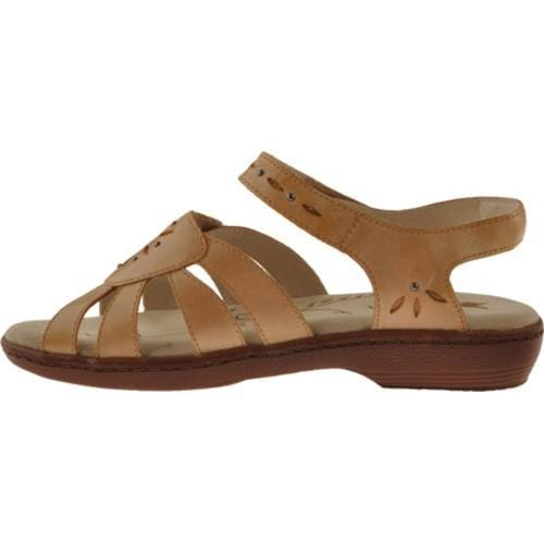 Women's Propet Tobago Tan Rebel/Bronze - Thumbnail 2