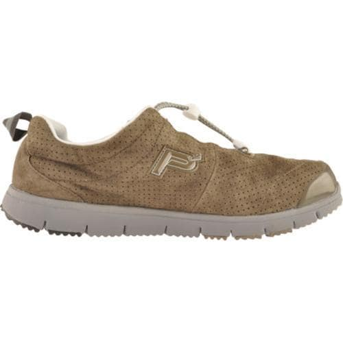 Men's Propet Travel Walker Suede Gunsmoke