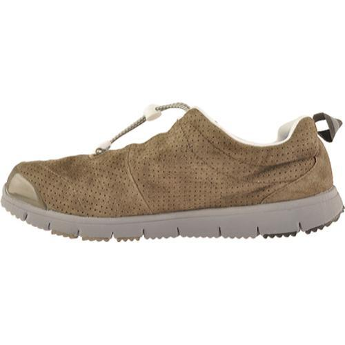 Men's Propet Travel Walker Suede Gunsmoke - Thumbnail 2