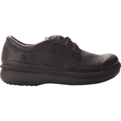 Men's Propet Village Walker Black Grain - Thumbnail 1