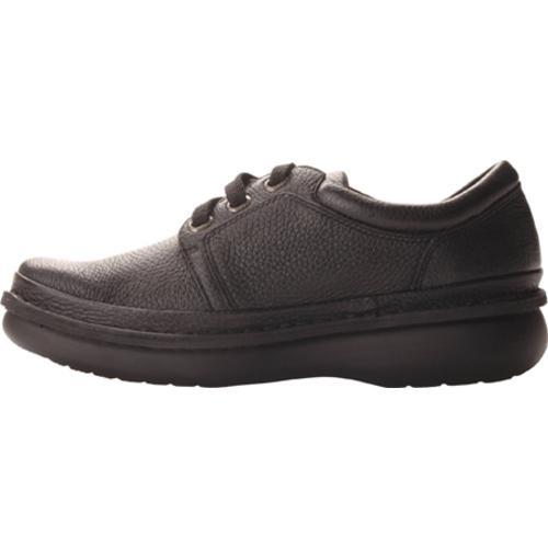 Men's Propet Village Walker Black Grain - Thumbnail 2