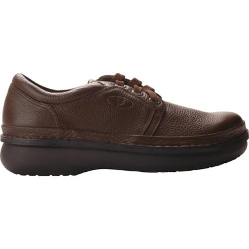 Men's Propet Village Walker Brown Grain - Thumbnail 1