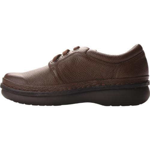 Men's Propet Village Walker Brown Grain - Thumbnail 2