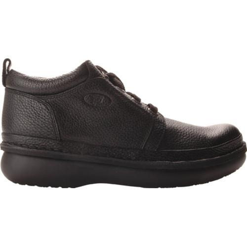 Men's Propet Village Walker Mid Black Grain - Thumbnail 1