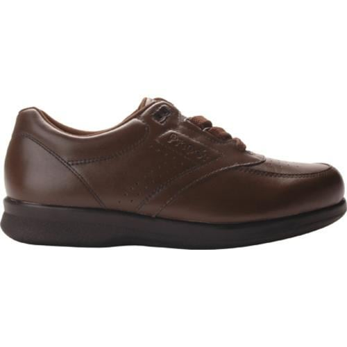 Men's Propet Vista Walker Brown Smooth - Thumbnail 1