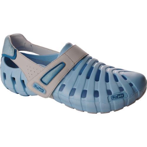 Women's Propet Voyager Walker Carolina Blue