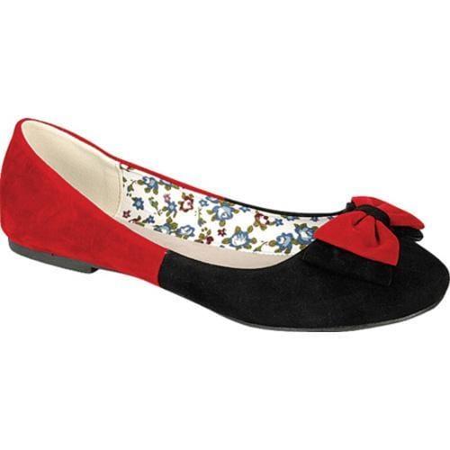 Women's Reneeze Daisy-03 Black/Red