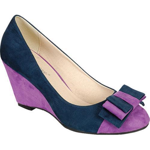 Women's Reneeze Dress-02 Blue/Purple
