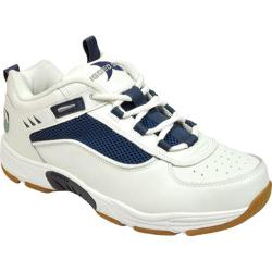 Men's Rugged Shark Marlin 2 White/Navy Leather/Mesh (More options available)