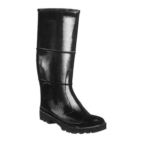 Men's Tingley PVC Steel Toe 15in Knee Boot Black