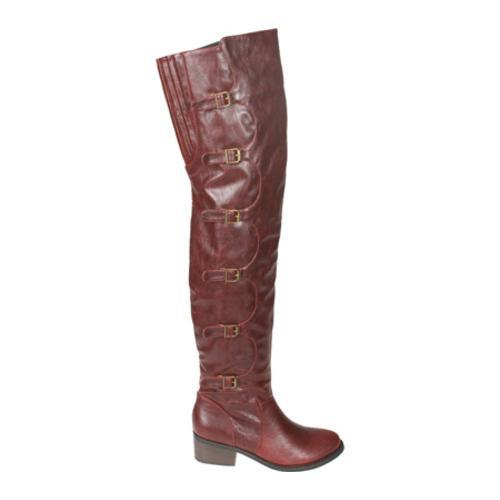 Women's Westbuitti Colin 6 Brown - Thumbnail 1