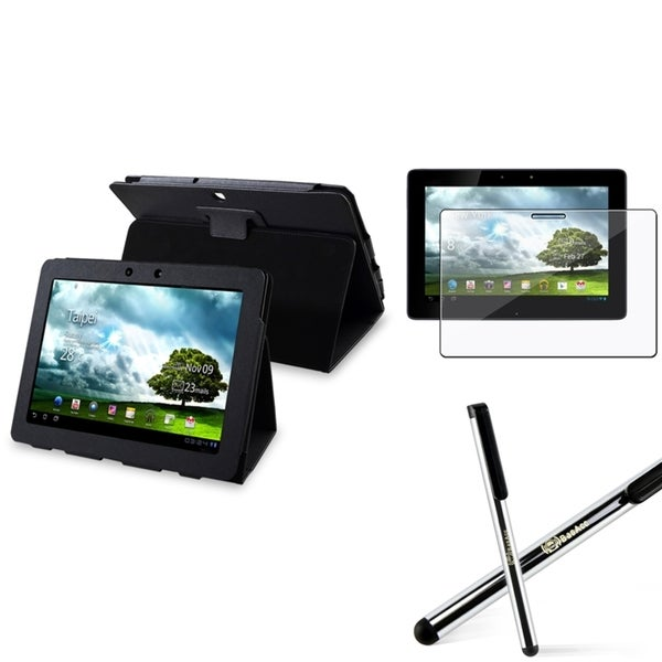 INSTEN Phone Case Cover/ Screen Protector/ Stylus for Asus Transformer TF300T