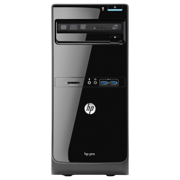 HP Business Desktop Pro 3500 Desktop Computer - Intel Core i3 (3rd Ge