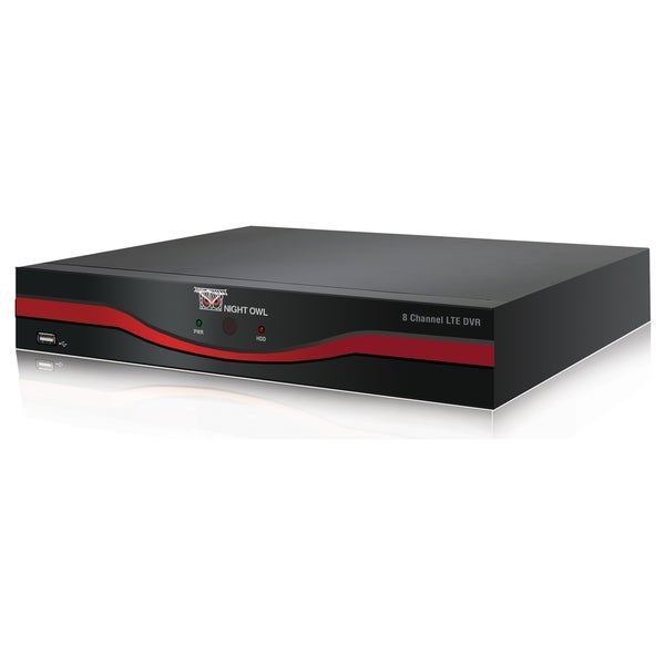 Night Owl Optics LTE-DVR8 Digital Video Recorder