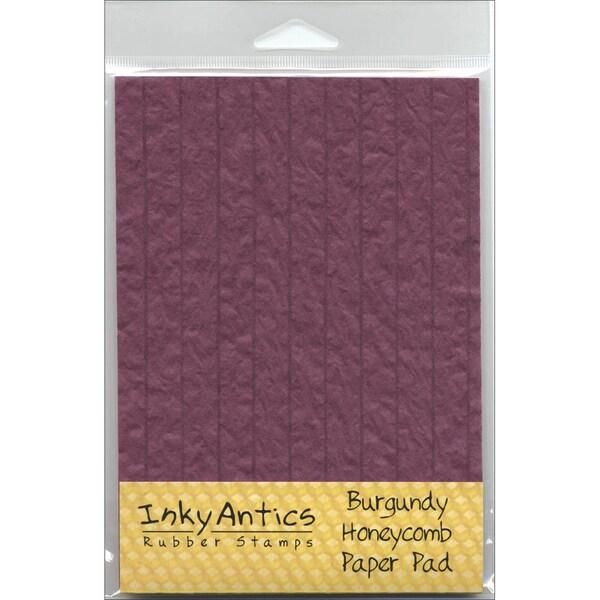 Honeypop Paper 5x7-Burgundy