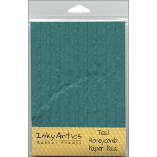 Honeypop Paper 5x7-Teal