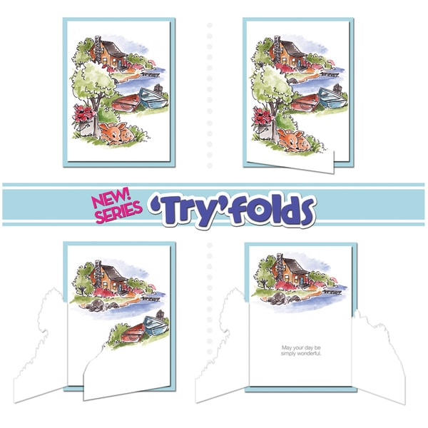 281254219371 additionally 171981279494851847 together with Product likewise Gate Fold Cards as well 137641332337259790. on tri fold cards scrapbooking