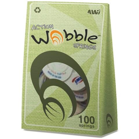 Action Wobble Spring 100/Pkg-