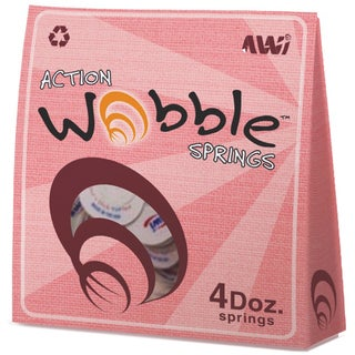 Action Wobble Spring 48/Pkg-