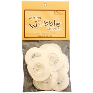 Action Wobble Spring 12/Pkg-