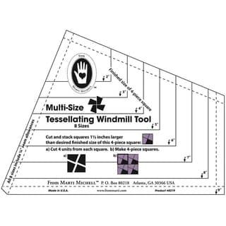 Tessellating Windmill -