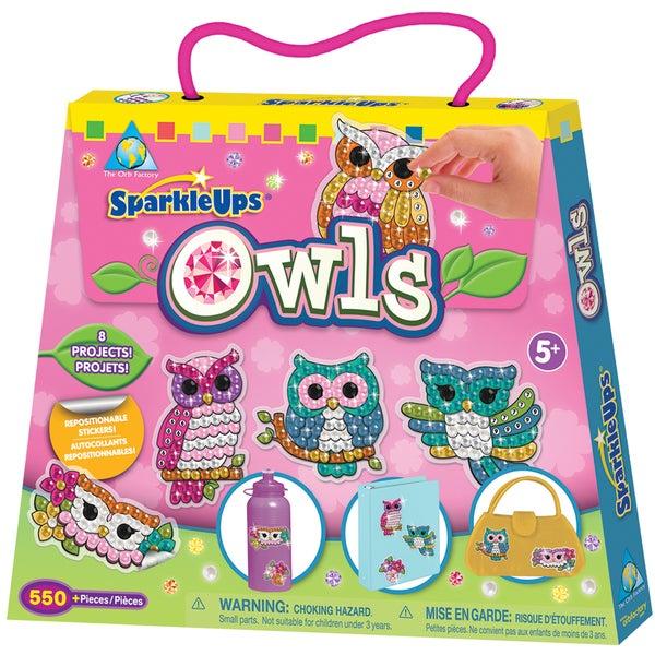 Sparkleups Kit-Owls