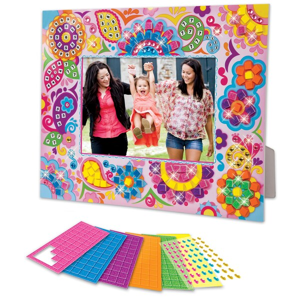 Sticky Mosaics Kit-Picture Perfect