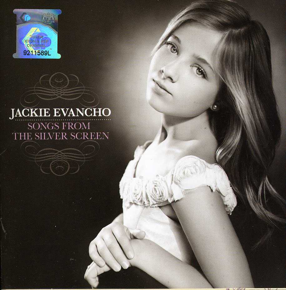 JACKIE EVANCHO - SONGS FROM THE SILVER SCREEN: CD/DVD EDITION