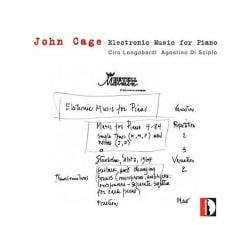 Agostino Di Scipio - Cage: Electronic Music for Piano